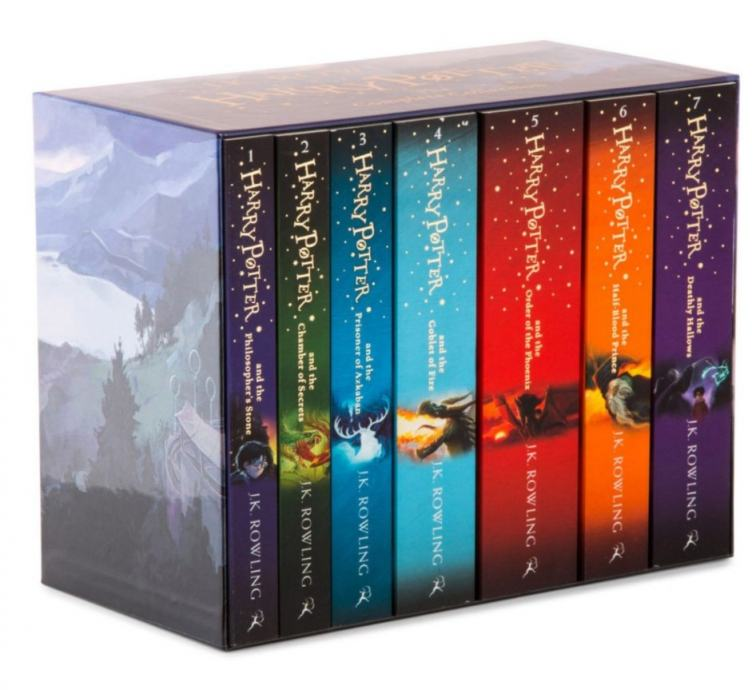 j-k-rowling-harry-potter-boxed-set-the-complete-collection-slika-157898192